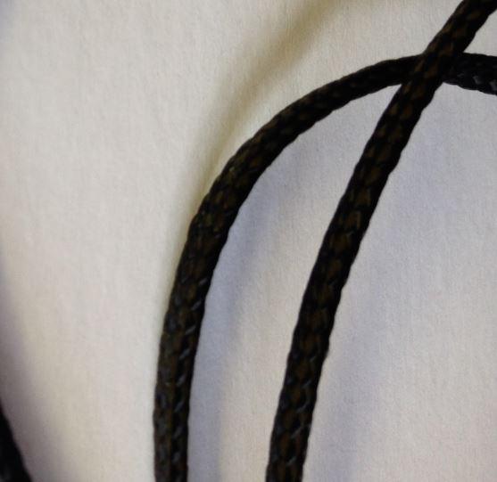 Black Nylon Twine