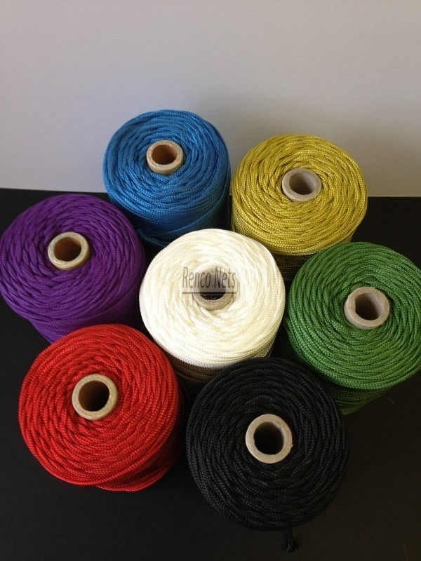 2mm Twine - Braided Nylon-213