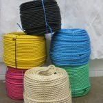 16mm polypropylene rope various colours (2)