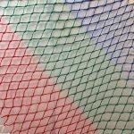 50mm 4mm br pe chevron netting