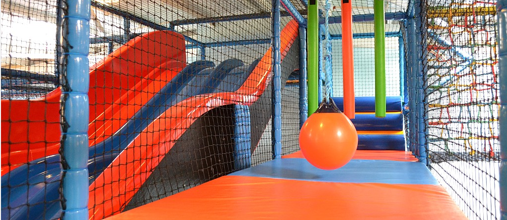 soft play netting