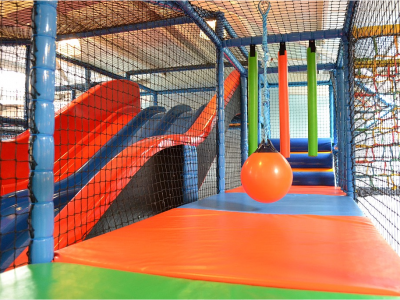 soft play netting