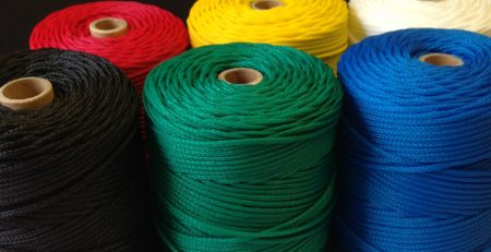 twine in various colours
